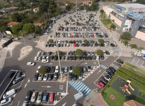Parquery helps parking managers direct drivers to available parking spots.